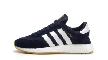 Iniki КРОССОВКИ МУЖСКИЕ<br/> ADIDAS INIKI RUNNER COLLEGIATE NAVY WHITE