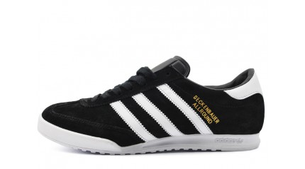 Beckenbauer КРОССОВКИ МУЖСКИЕ<br/> ADIDAS BECKENBAUER ALLROUND BLACK WHITE