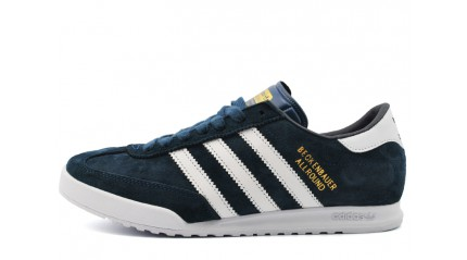 Beckenbauer КРОССОВКИ МУЖСКИЕ<br/> ADIDAS BECKENBAUER ALLROUND BLUE WHITE