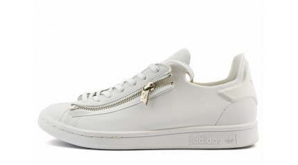 Adidas Stan Smith Y-3 Zip White Crystal
