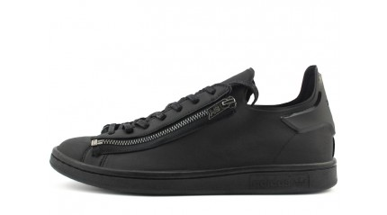 Adidas Stan Smith Y-3 Zip Black Core