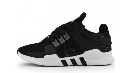 Equipment КРОССОВКИ ЖЕНСКИЕ<br/> ADIDAS EQUIPMENT SUPPORT ADV CORE BLACK WHITE