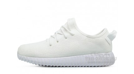 Yeezy Boost КРОССОВКИ МУЖСКИЕ<br/> ADIDAS YEEZY BOOST 350 PURE WHITE
