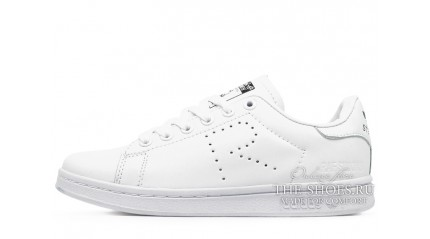 Stan Smith КРОССОВКИ ЖЕНСКИЕ<br/> ADIDAS STAN SMITH RAF SIMONS WHITE PURE