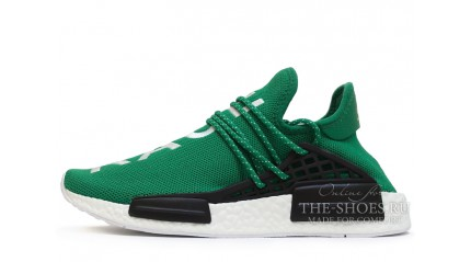 ADIDAS NMD Pharrell Williams Human Race green