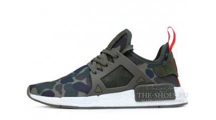NMD КРОССОВКИ МУЖСКИЕ<br/> ADIDAS NMD XR1 DUCK CAMO OLIVE CARGO