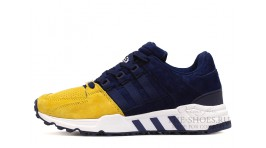 ADIDAS Equipment Running Support abyss blue yellow темно-синие желтые