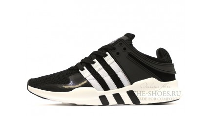 ADIDAS Equipment Support Adv Core Black Vintage White