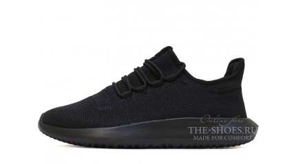 Tubular КРОССОВКИ МУЖСКИЕ<br/> ADIDAS TUBULAR SHADOW KNIT BLACK CORE