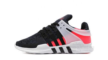 Equipment КРОССОВКИ ЖЕНСКИЕ<br/> ADIDAS EQUIPMENT SUPPORT ADV BLACK TURBO