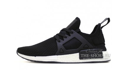 NMD КРОССОВКИ МУЖСКИЕ<br/> ADIDAS NMD XR1 BLACK CORE CLASSIC
