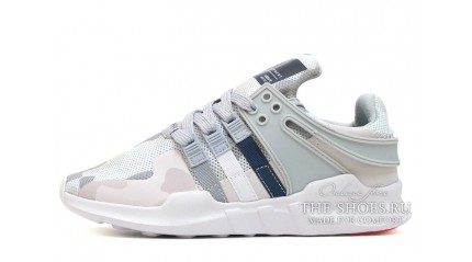Equipment КРОССОВКИ ЖЕНСКИЕ<br/> ADIDAS EQUIPMENT SUPPORT ADV CAMO WHITE