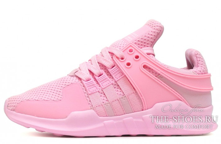 ADIDAS Equipment Support Adv Clear Pink розовые, фото 1
