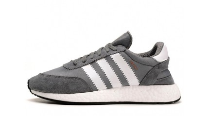 Iniki КРОССОВКИ МУЖСКИЕ<br/> ADIDAS INIKI RUNNER VISTA GREY WHITE