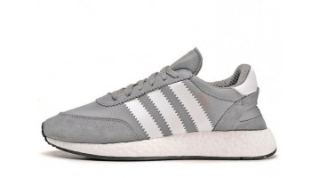 Кроссовки женские ADIDAS Iniki Runner Vista Grey White