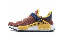 ADIDAS NMD Pharrell Williams Human Race Chanel Noble Ink коричневые