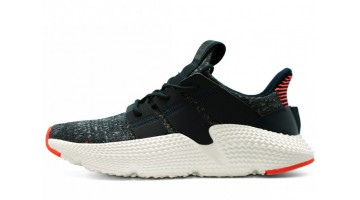 Кроссовки мужские Adidas Prophere Core Black Solar Red