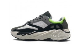 Adidas Yeezy 700 Wave Runner Sand Green темно-серые