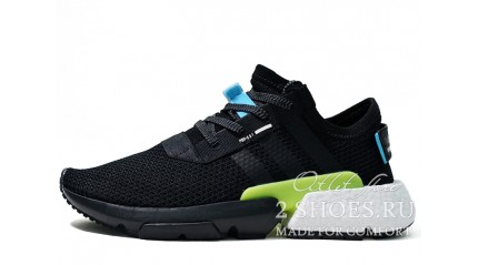Adidas POD-S3.1 Black Green White