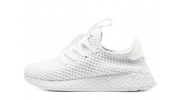 Кроссовки женские ADIDAS Deerupt Runner Triple White