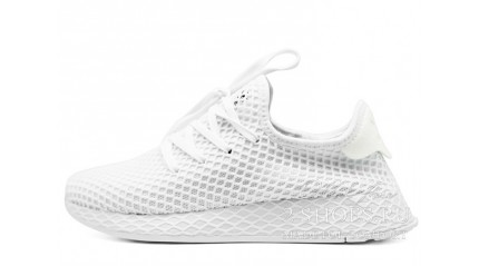 ADIDAS Deerupt Runner Triple White