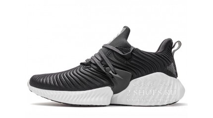 Adidas AlphaBounce Instinct Black White