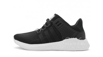 ADIDAS Equipment Support 93-17 Black Dual White