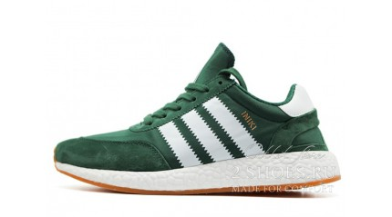 ADIDAS Iniki Runner Base Green Ftwr White Gum