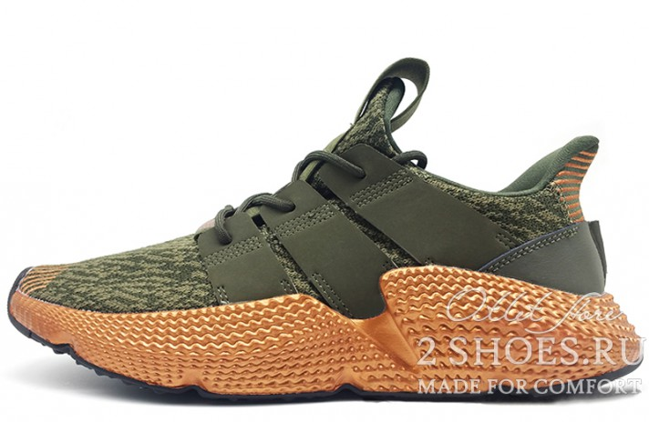 Кроссовки Adidas Prophere Night Cargo Copper Metallic