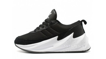 Кроссовки женские Adidas Shark Boost Concept Deep Black