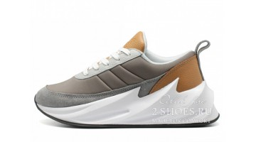 Кроссовки женские Adidas Shark Boost Concept Reef Gray