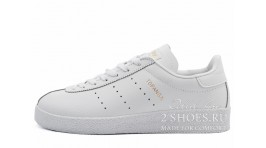 Adidas Topanga White Leather белые кожаные
