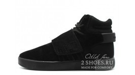 Adidas Tubular Invader Strap Triple Black черные