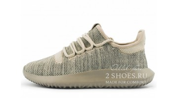 Кроссовки мужские Adidas Tubular Shadow Knit Clear Brown