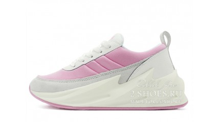 Adidas Shark Boost Concept White Pink