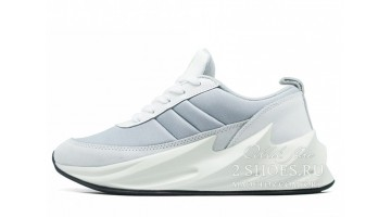 Кроссовки женские Adidas Shark Boost Concept Gray Light