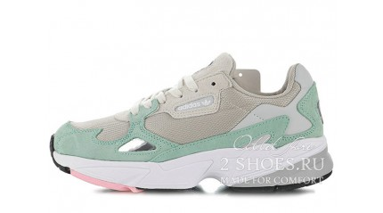 Adidas Falcon W80 Easy Green Grey One