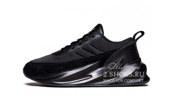 Кроссовки мужские Adidas Shark Boost Concept Triple Black