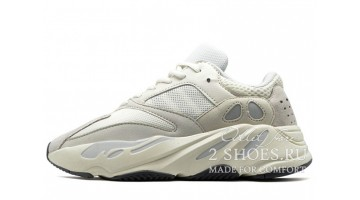Кроссовки женские Adidas Yeezy 700 Wave Runner Salt White