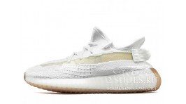 Adidas Yeezy Boost 350 V2 Hyperspace белые