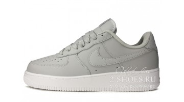 Кроссовки женские Nike Air Force 1 Low Wolf Grey White