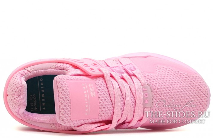 ADIDAS Equipment Support Adv Clear Pink розовые, фото 4