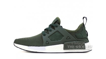 NMD КРОССОВКИ МУЖСКИЕ<br/> ADIDAS NMD XR1 OLIVE GREEN