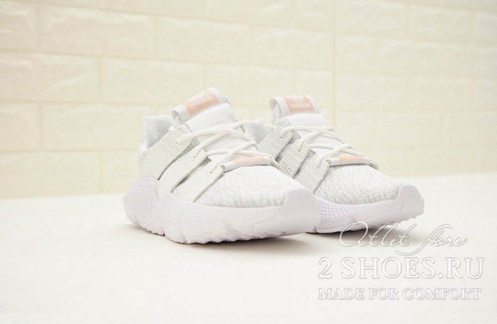 Adidas Prophere White Supplier Color белые, фото 4