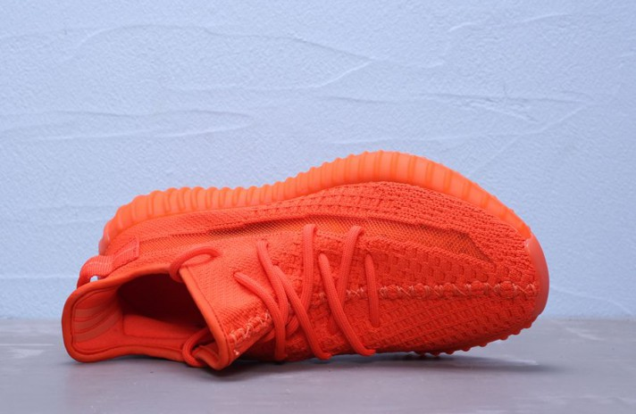 Adidas Yeezy Boost 350 V2 Red October красные, фото 5