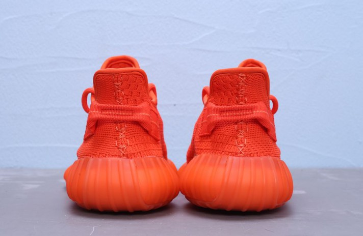 Adidas Yeezy Boost 350 V2 Red October красные, фото 4