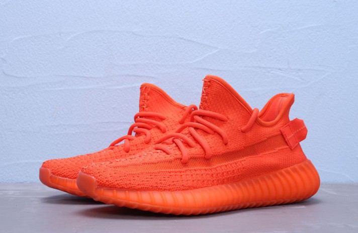 Adidas Yeezy Boost 350 V2 Red October красные, фото 2