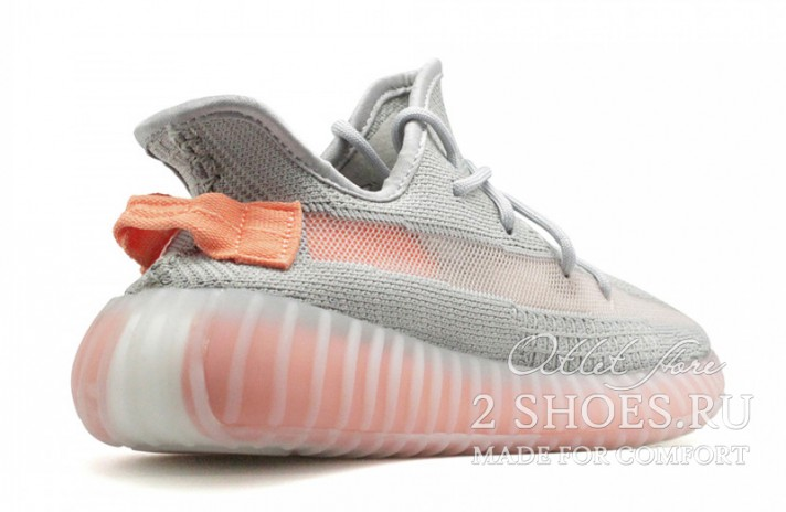Adidas Yeezy Boost 350 V2 True Form серые, фото 3