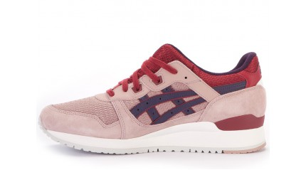 Gel Lyte 3 КРОССОВКИ МУЖСКИЕ<br/> ASICS GEL LYTE 3 ADOBE ROSE PURPLE