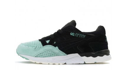 Gel Lyte 5 КРОССОВКИ ЖЕНСКИЕ<br/> ASICS GEL LYTE 5 SUEDE TOE BLACK MINT